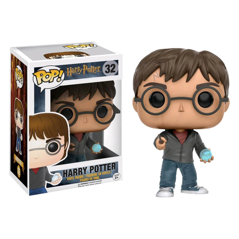 Harry Potter - Harry With Prophecy Pop! Vinyl