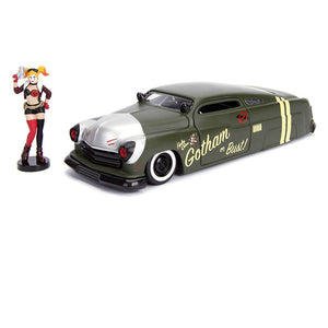 DC Bombshells - HQ 51 Mercury 1:24 Hollywood