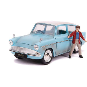 Harry Potter - 1959 Ford Anglia 1:24 Hollywood Ride