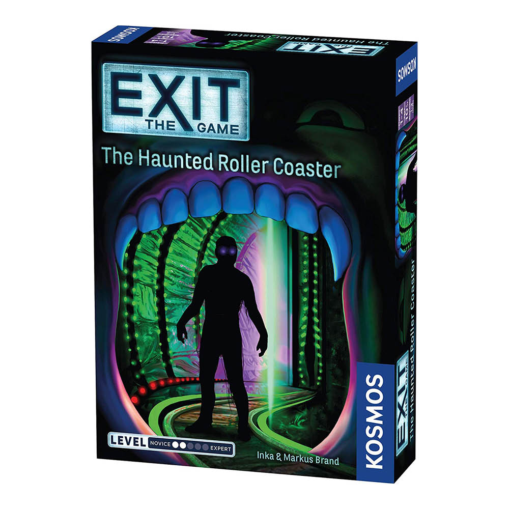 Exit the Game - Haunted Rollercoaster