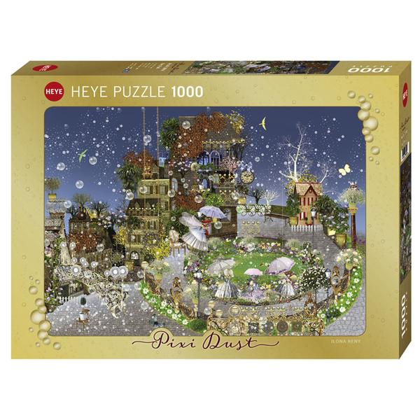 Heye - Pixie Dust, Fairy Park 1000pc Puzzle