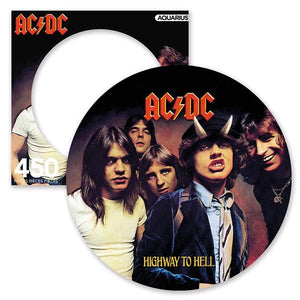 Aquarius AC/DC – Highway To Hell 450pc Picture Disc Puzzle