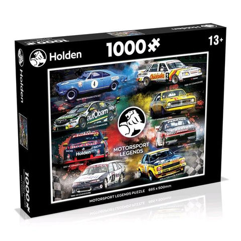 Holden - Legends 1000 pce Puzzle