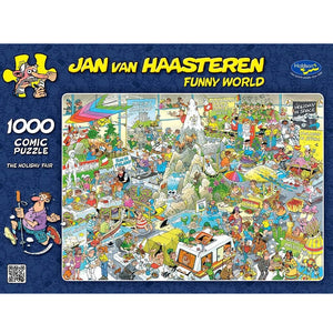 Holdson Jan Van Haasteren - The Winery 1000 Piece Jigsaw Puzzle