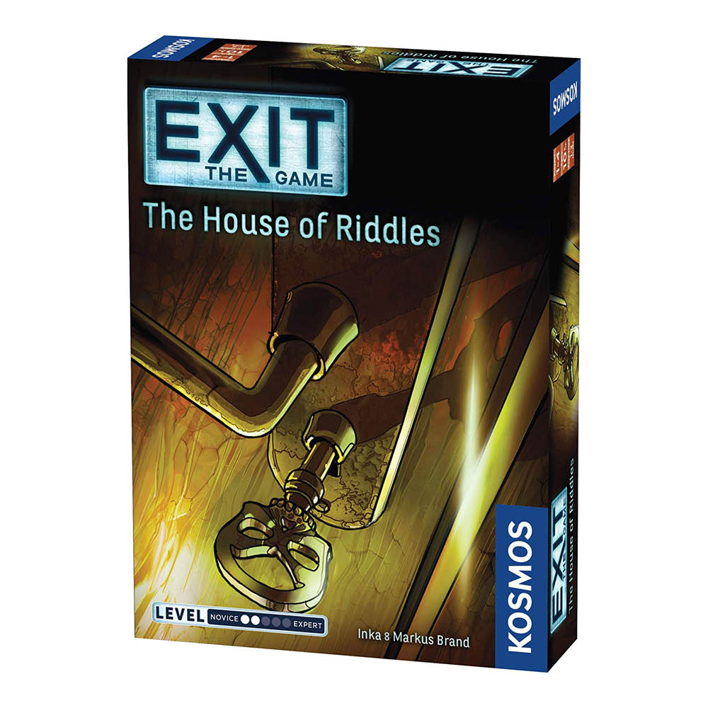 Exit the Game - House of Riddles