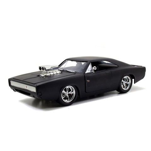 1:24 F&F Dom's 1970 Dodge Charger - Fast n Furious 6 (2013) Movie