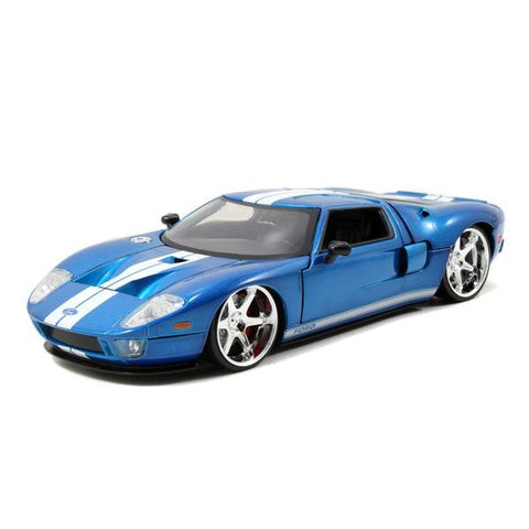 1:24 F&F Ford GT40 - Fast n Furious Movie