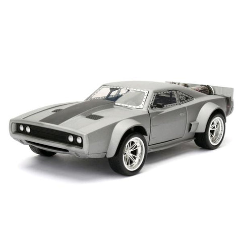 Fast & Furious - Dom's Ice Charger 1:24 Scale Hollywood Ride