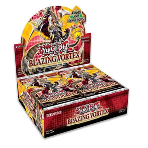 Yu-Gi-Oh! - Blazing Vortex Booster Box - Free delivery