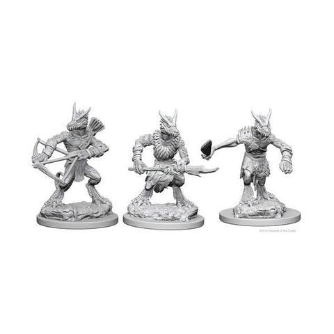 D&D Nolzurs Marvelous Unpainted Miniatures Kobolds