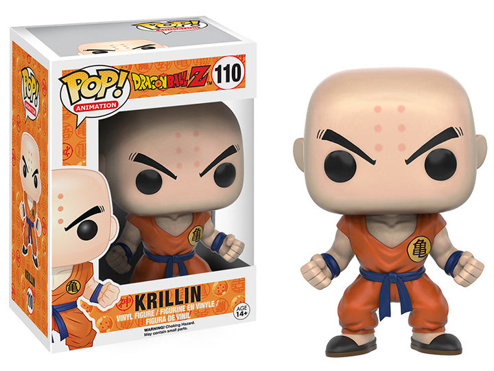 Dragon Ball Z - Krillin Pop! Vinyl