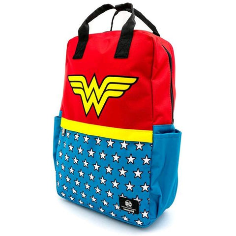 Loungefly: Wonder Woman - Classic Costume Backpack