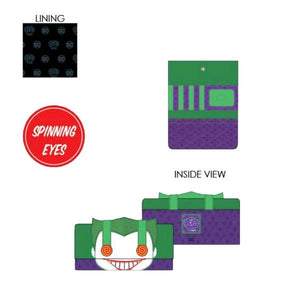 Loungefly - Batman - Joker Eyes Purse