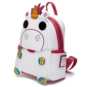 Loungefly Despicable Me - Fluffy Unicorn Mini Backpack