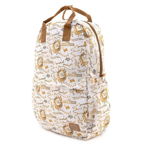 Loungefly Harry Potter - Marauders Map Backpack