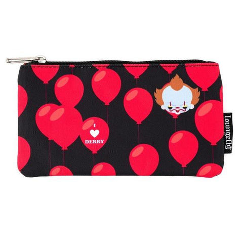 Loungefly: It - I Heart Derry Balloons Pouch