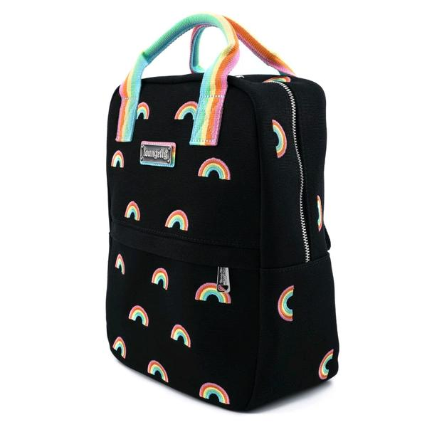 Loungefly: Pride Rainbows Mini Backpack