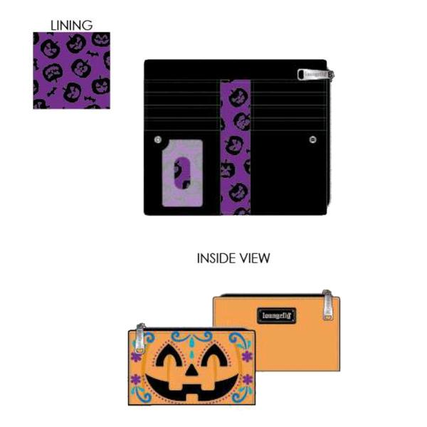 Loungefly - Halloween Pumpkin Purse
