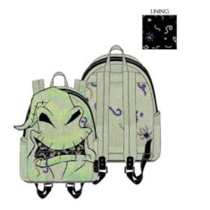 Loungefly - The Nightmare Before Christmas Oogie Boogie Creepy Crawlies Mini Backpack