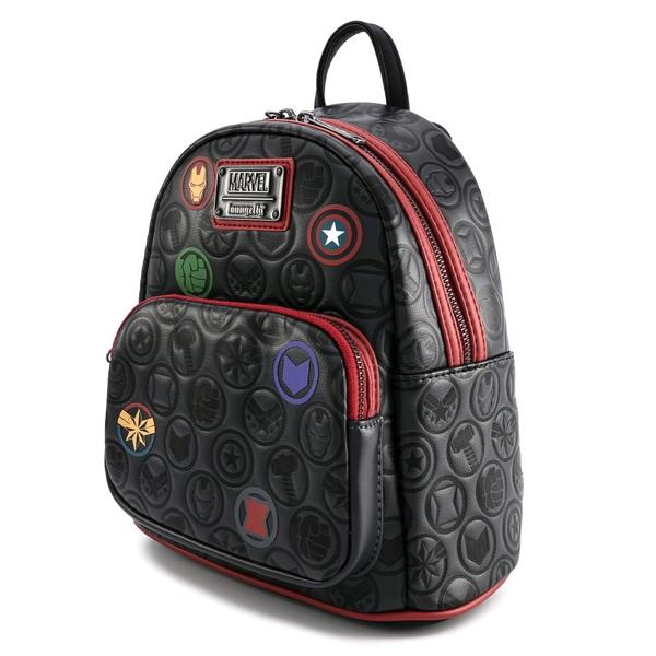 Loungefly - Marvel Icons Mini Backpack