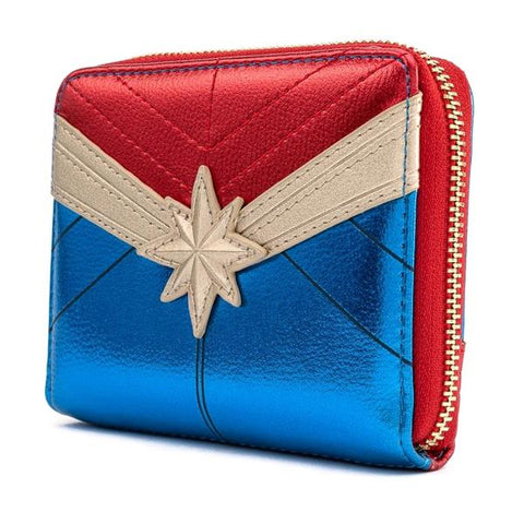 Loungefly Captain Marvel - Classic Purse
