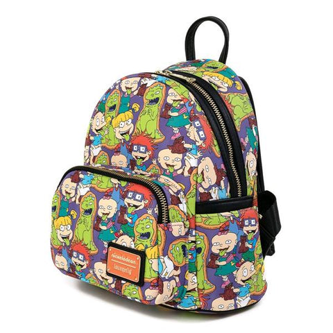 Loungefly - Rugrats Reptar Bar Mini Backpack