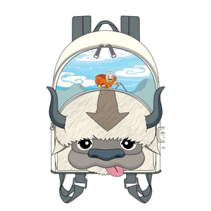 Avatar The Last Airbender - Appa Plush Mini Backpack