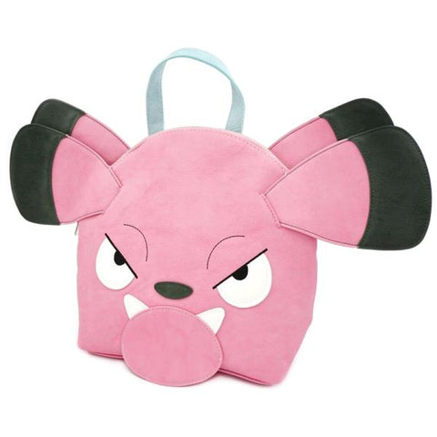 Loungefly Pokemon - Snubbull Head Mini Backpack