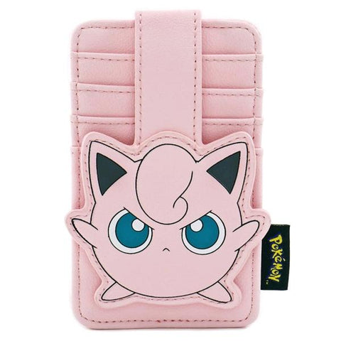 Loungefly: Pokemon - Jigglypuff Card Holder
