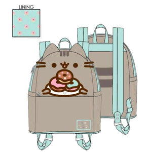 Loungefly - Pusheen - Plate O Donuts Mini Backpack