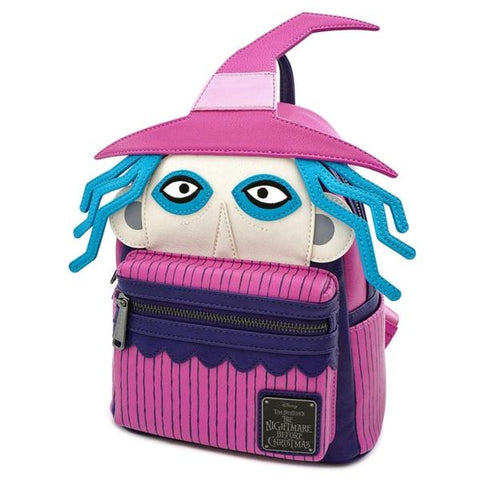 Loungefly: Nightmare Before Christmas - Shock Mini Backpack