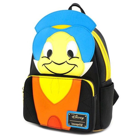 Loungefly: Pinocchio - Jiminy Cricket Mini Backpack