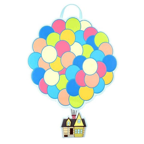 Loungefly: Up - Balloon House Convertible Mini Backpack