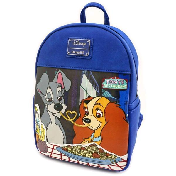 Loungefly: Lady and the Tramp - Mini Backpack
