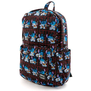 Loungefly: Lilo and Stitch - Stitch Elvis Print Backpack
