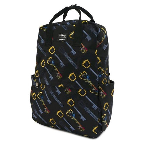 Loungefly: Kingdom Hearts - Keys Backpack