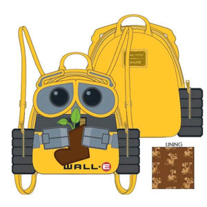 Loungefly: Wall-E - Plant Boot Mini Backpack