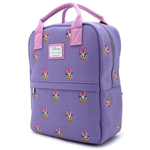 Loungefly: Mickey Mouse - Daisy Duck Face Print Backpack
