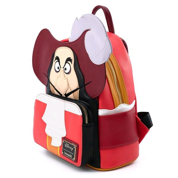 Loungefly: Peter Pan - Captain Hook Mini Backpack