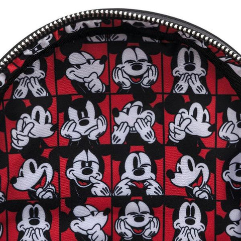 Loungefly - Mickey Mouse Oh Boy Mini Backpack