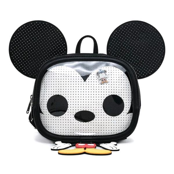 Loungefly - Mickey Mouse - Mickey Pin Collector Backpack