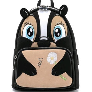 Loungefly - Bambi - Flower Mini Backpack