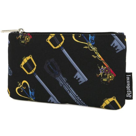 Loungefly: Kingdom Hearts - Keys Pouch