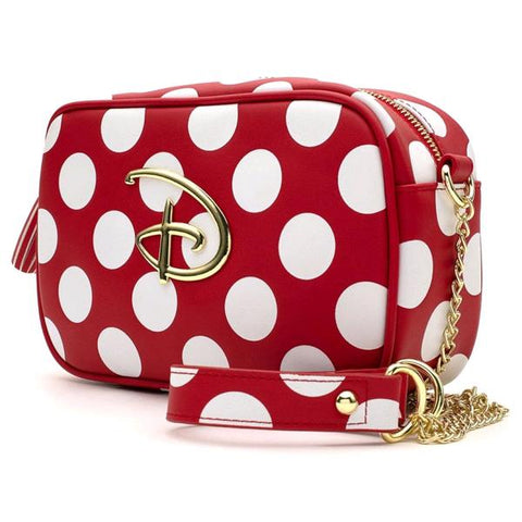 Loungefly: Disney Polka Dot Logo Crossbody