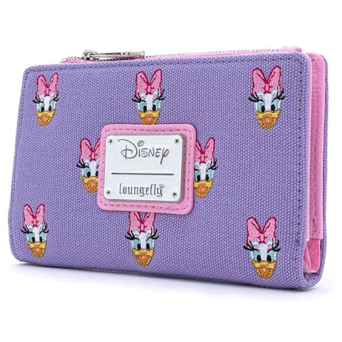 Loungefly: Mickey Mouse - Daisy Duck Face Print Purse