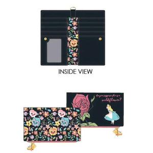 Loungefly - Alice in Wonderland Flowers Purse