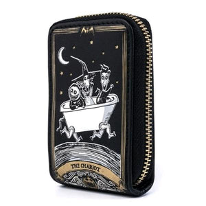 Loungefly - The Nightmare Before Christmas - Tarot Card Accordian Card Holder