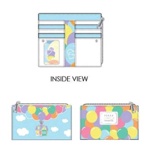 Loungefly - Up - Balloon House Flap Purse
