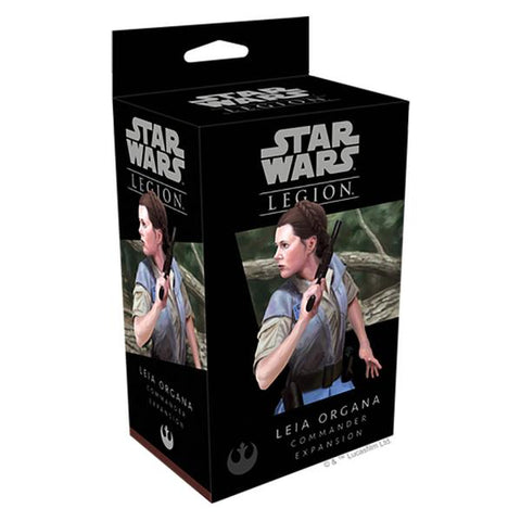 Star Wars - Legion Leia Organa Expansion