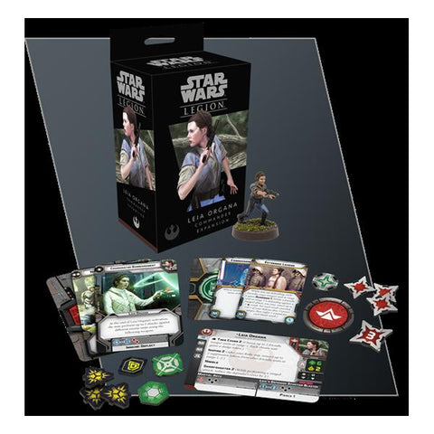 Image of Star Wars - Legion Leia Organa Expansion
